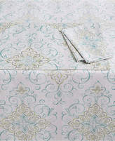 """Lenox French Perle Charm Collection 70"""" Round Tablecloth"""