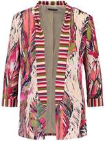 Sisley GIACCA Blazer pink/white