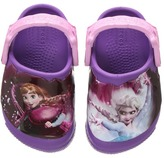 Crocs CrocsFunLab Lights Frozen Clog Girls Shoes
