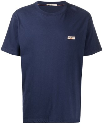 Nudie Jeans patch-embellished T-shirt