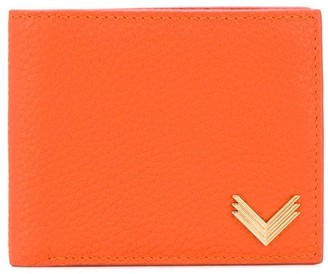Manokhi Logo Plaque Wallet