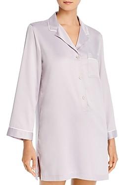 Natori Feather Satin Sleepshirt