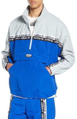 adidas Vocal Wind Hooded Pullover