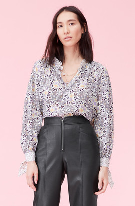 Rebecca Taylor Belle Bouquet Top