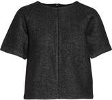 Alexander Wang Textured-cotton scuba top