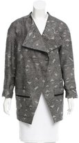Maiyet Draped Wool Jacket w/ Tags