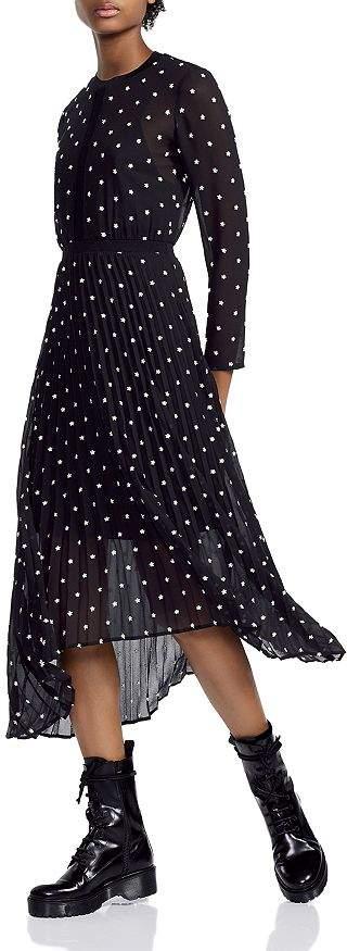 86f19663fb Maje Embroidered Dresses - ShopStyle