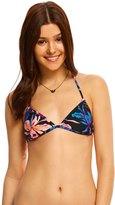 Roxy Dreamin' Florida Tiki Triangle Bikini Top 8142148