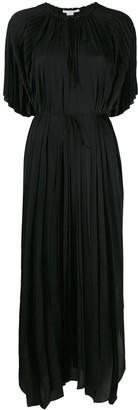 Stella McCartney pleated long dress