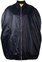 Marios oversized bomber jacket