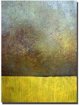 STUDY Trademark Fine Art 24 in. x 32 in. Earth II Canvas Art