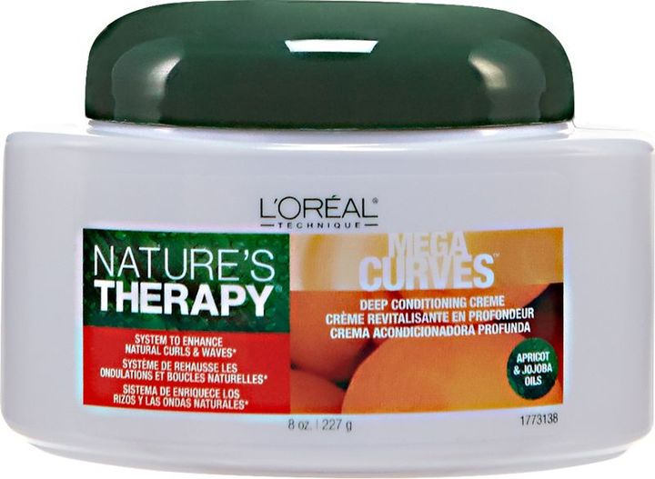 L'Oreal Mega Curves Deep Conditioning Creme