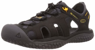 Keen Men's SOLR High Performance Sport Closed-Toe Water Sandal Shoe
