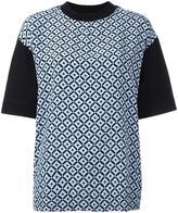 Marni Tracery print T-shirt