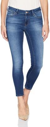 Mavi Jeans Mavaa Petite Adriana Mid Rise Super Skinny