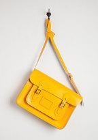 The Cambridge Satchel Company Cambridge Satchel Company Bag in Yellow - 14 inch