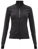 Thumbnail for your product : adidas by Stella McCartney Truepurpose Recycled-fibre Blend Mid-layer Jacket - Black