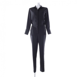 By Malene Birger Black Synthetic Jumpsuits