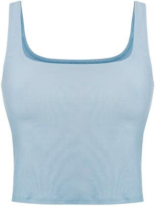 Ohlydia Intimates Blue Camisole