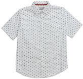 Sovereign Code Boys 8-20 Elnar Printed Cotton Shirt