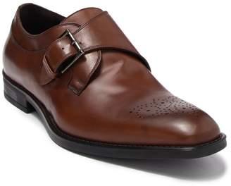 Bally Lancaster Leather Monk Strap Loafer