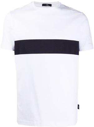 Fay two tone T-shirt