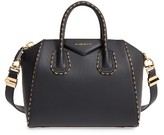 Givenchy Small Antigona Leather Satchel - Black
