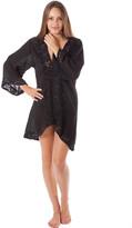 Debbie Katz Lacy DKS Mini Dress-2378LC