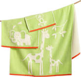 Kassatex Kids' Kassa Jungle Bath Towel