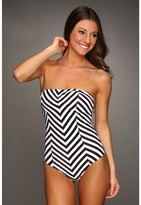 Volcom Jail Bird One-Piece (Black) - Apparel