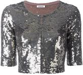 P.A.R.O.S.H. sequin embellished jacket