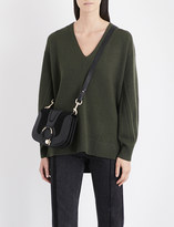 Rag & Bone V-neck cashmere jumper