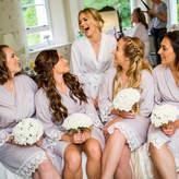 The Little Lovebird Lacie Bridal Wedding Dressing Gown