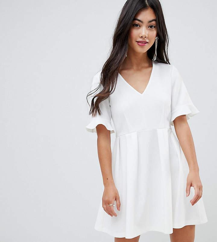 067d4756d6a Petite Smock Dress - ShopStyle