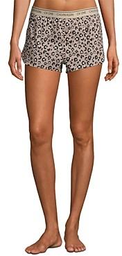 Calvin Klein One Printed Cotton Shorts