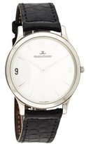 Jaeger-LeCoultre Ultra Thin Master Control Watch