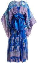 Zandra Rhodes Archive II The 1973 Reverse-Lilies gown