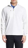 Bobby Jones 'Crawford - XH20' Stretch Quarter Zip Golf Pullover