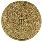 Ostsee-Schmuck 001 272191 Brooch Gold-Plated 925/000 Sterling Silver