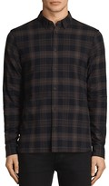 AllSaints Monson Plaid Shirt