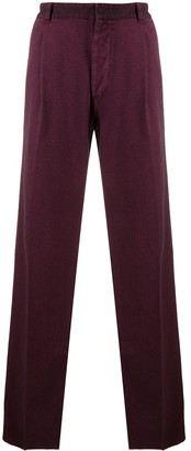Missoni Checkered Tailored Trousers
