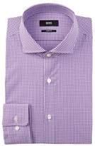 HUGO BOSS Mark Oxford Sharp Fit Dress Shirt