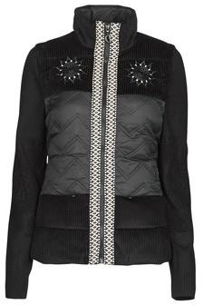 Desigual EDIMBURGO women's Jacket in Black