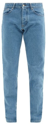 Ami Classic Fit Relaxed-leg Jeans - Blue