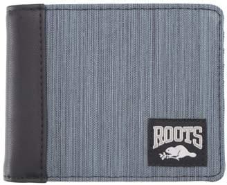 Roots Alpine Slim Bi-Fold Wallet