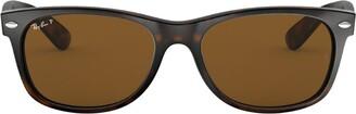 Ray-Ban New Wayfarer Tortoiseshell Sunglasses