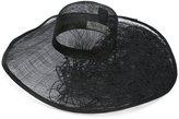 Isabel Benenato wide brim hat