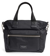 Marc Jacobs 'Biker' Nylon Baby Bag - Black