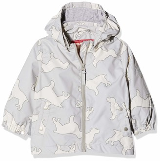 Ticket to Heaven Baby_Boy's Jacke Klas m. Abnehmbarer Kapuze Allover Jacket