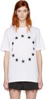 Etudes White Page Europa T-Shirt